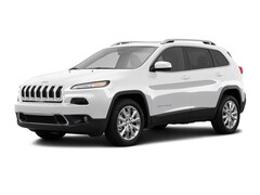 Used 2016 Jeep Cherokee Limited FWD  Limited 1C4PJLDB6GW363046 for sale near Muncie IN