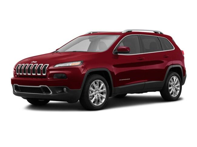 Used 2016 Jeep Cherokee Limited SUV in Lakeland, FL