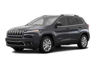 2016 Jeep Cherokee Limited FWD  Limited