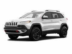 Used 2016 Jeep Cherokee Trailhawk SUV for sale in Sarasota, FL