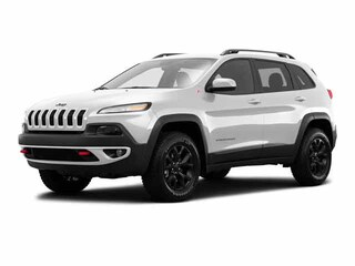 Used 2016 Jeep Cherokee Trailhawk SUV Bullhead City