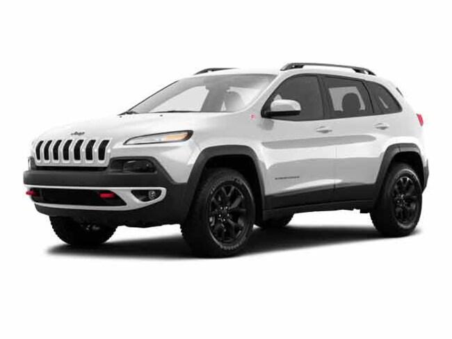2016 Jeep Cherokee Trailhawk SUV