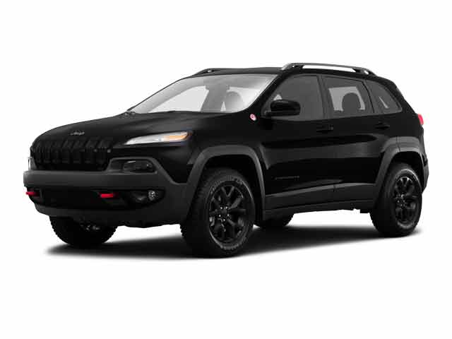 New 2016 Jeep Cherokee Trailhawk 4x4 SUV Buffalo NY
