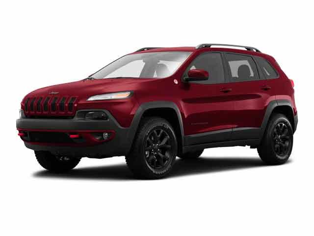 2016 Jeep Cherokee Trailhawk 4x4 3.2L V6 SUV