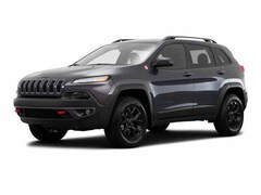Certified Used 2016 Jeep Cherokee Trailhawk 4x4 SUV Denver