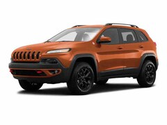 Certified Pre-Owned 2016 Jeep Cherokee 4WD  Trailhawk SUV for sale in Souderton