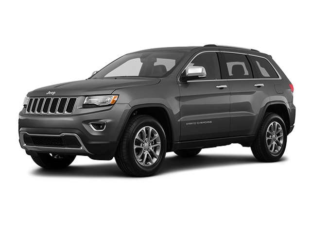 2016 Jeep Grand Cherokee LIMITED 75TH ANNIVERSARY EDITION 4X2 Sport Utility
