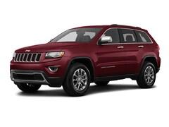 Used 2016 Jeep Grand Cherokee Limited SUV Henrietta Texas