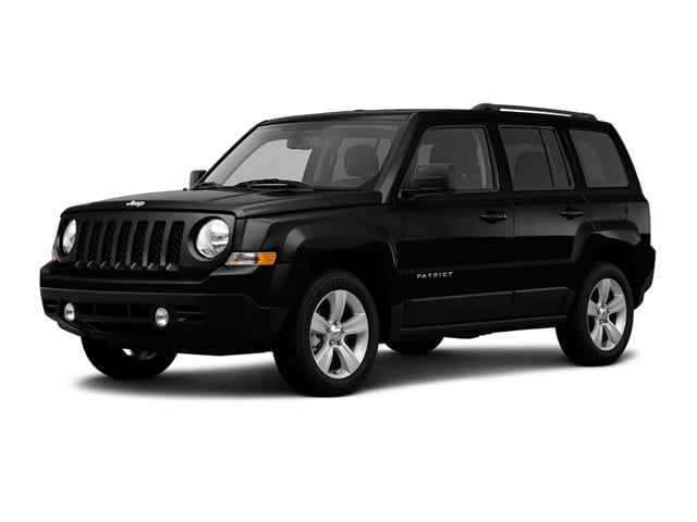 2016 Jeep Patriot Latitude FWD SUV