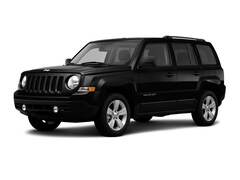 Use 2016 Jeep Patriot Latitude FWD SUV Corpus Christi