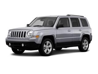 Used 2016 Jeep Patriot Latitude 4x4 SUV 1C4NJRFBXGD522394 J181666A in Brunswick, OH
