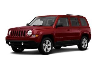 Used 2016 Jeep Patriot Latitude 4x4 SUV 1C4NJRFB0GD632810 in Brunswick, OH