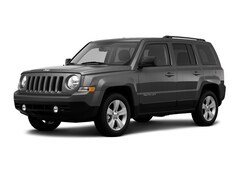 2016 Jeep Patriot High Altitude Edition 4WD  High Altitude Edition [ALDV, PAU, YEP, ED3, DA4, 23G, RBZ, TTU-D, XAC, TTU-A] Granite Crystal Metallic Clearcoat