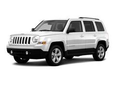 2016 Jeep Patriot Latitude 4x4 SUV