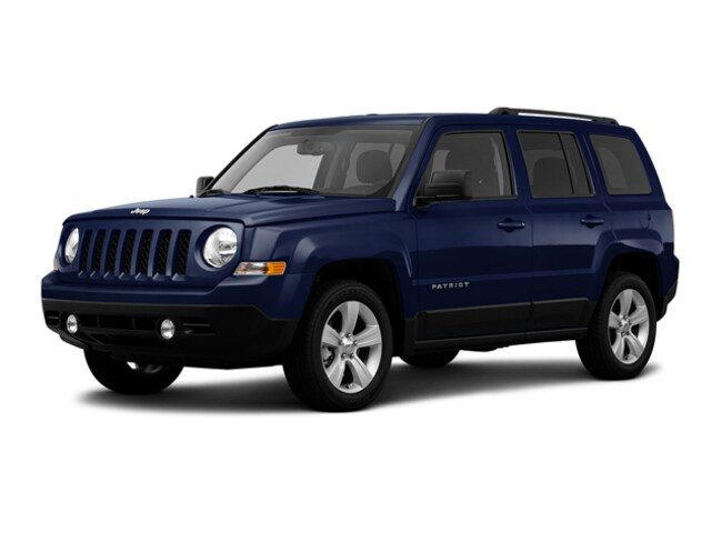 Used 2016 Jeep Patriot Latitude SUV in Cathedral City