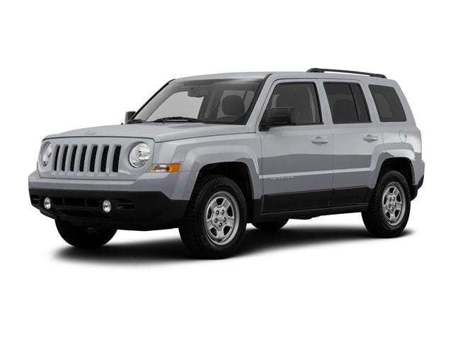 New 2016 Jeep Patriot Sport 4x4 SUV Eureka, CA