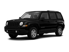 2016 Jeep Patriot Sport 4WD  Sport