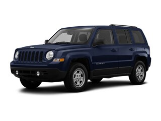 Jeep Patriot In Eugene Or Lithia Chrysler Jeep Dodge Of