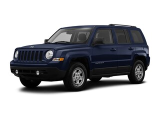 Discounted bargain used vehicles 2016 Jeep Patriot Sport FWD  Sport for sale in Peoria, AZ near Phoenix