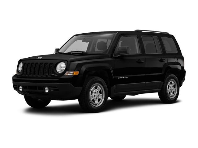 2016 Jeep Patriot FWD Sport