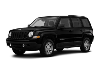 2016 Jeep Patriot 75TH ANNIVERSARY EDITION FWD Sport Utility