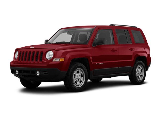 Used 2016 Jeep Patriot Sport SUV Sandusky