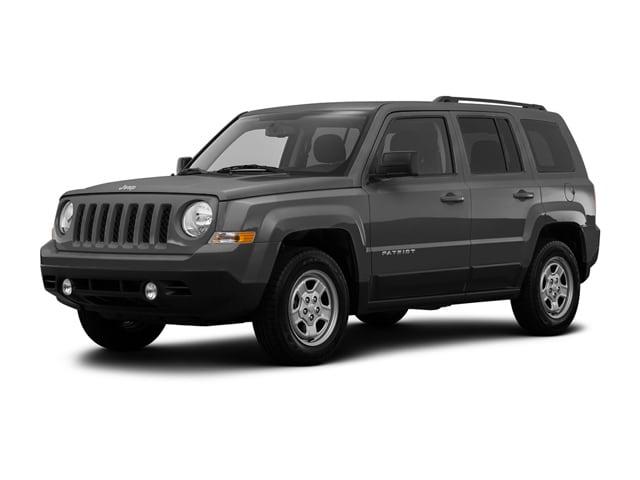 2016 Jeep Patriot SUV