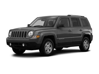 2016 Jeep Patriot SPORT SE SUV