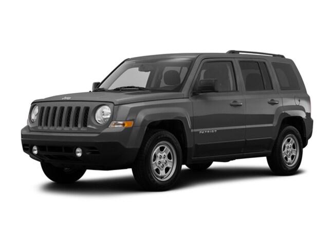 Used 2016 Jeep Patriot Sport FWD SUV Tucson