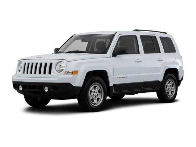 Used 2016 Jeep Patriot Sport 4x4 SUV Tucson