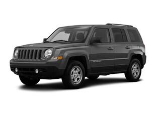 2016 Jeep Patriot 75th Anniversary SUV