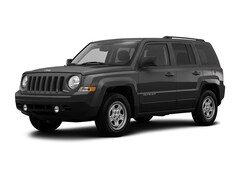 2016 Jeep Patriot Sport 4x4 SUV
