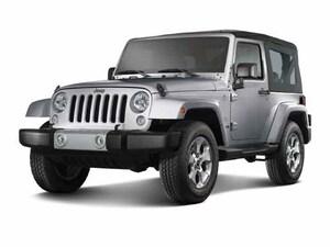 2016 Jeep Wrangler JK Sahara 4x4