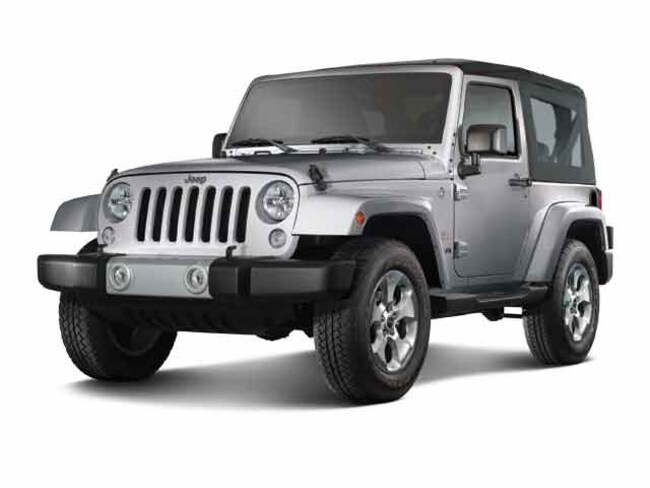 Used 2016 Jeep Wrangler JK Sahara 4x4 SUV For Sale Racine, WI