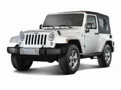 2016 Jeep Wrangler Sahara 4x4 SUV