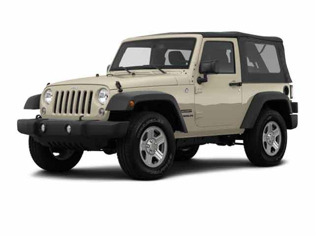 2016 Jeep Wrangler Sport 4x4 SUV