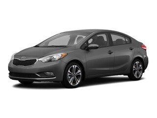 2016 Kia Forte EX Sedan For Sale in Enfield, CT