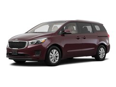 Certified Pre-owned 2016 Kia Sedona LX FWD Van for sale near you in Nashua, NH