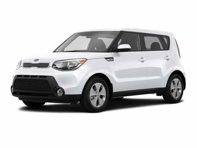 2016 Kia Soul Auto Wagon