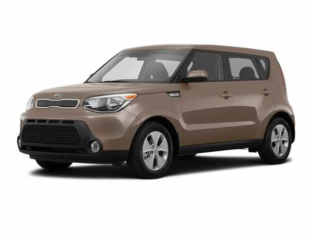 2016 Kia Soul Base FWD Hatchback