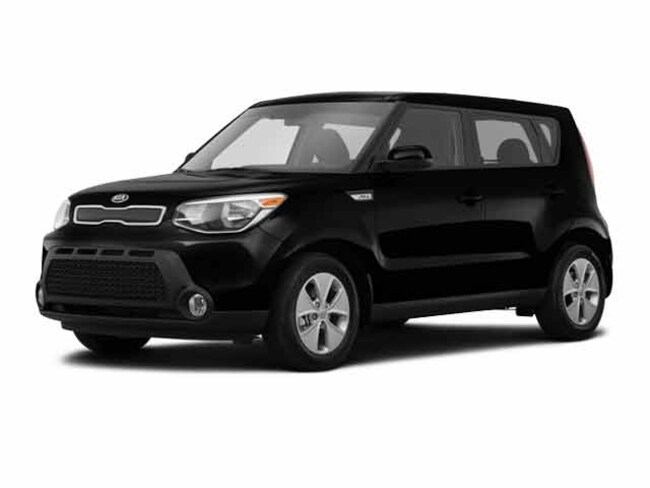Used 2016 Kia Soul Base FWD Hatchback For Sale in Nashua, NH