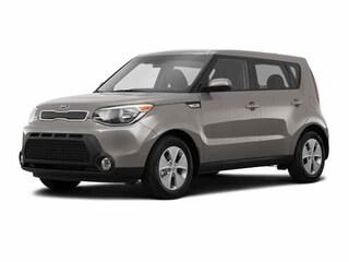2016 Kia Soul Base Hatchback For Sale in Enfield, CT