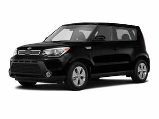 2016 Kia Soul Wagon
