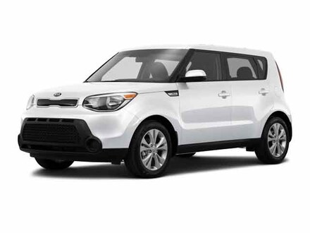 Used 2016 Kia Soul + FWD Hatchback Canon City, CO