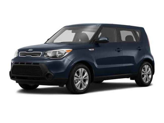 Used 2016 Kia Soul + FWD Hatchback For Sale in Johnstown, PA
