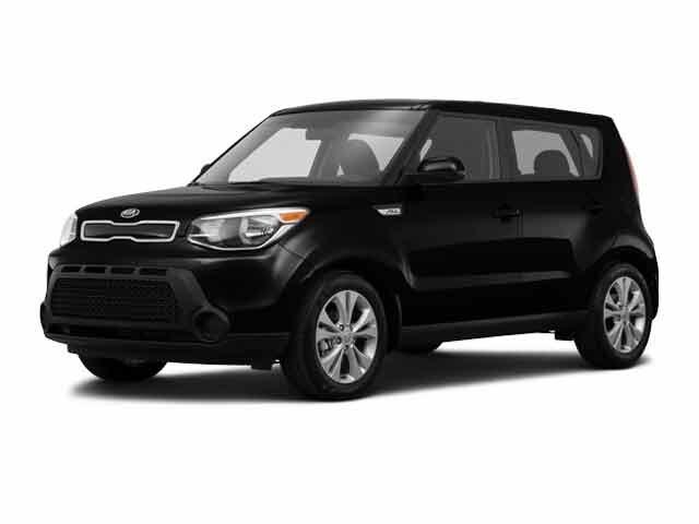 2016 Kia Soul Plus Hatchback