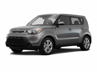 New 2016 Kia Soul + FWD Hatchback in Springfield, MO