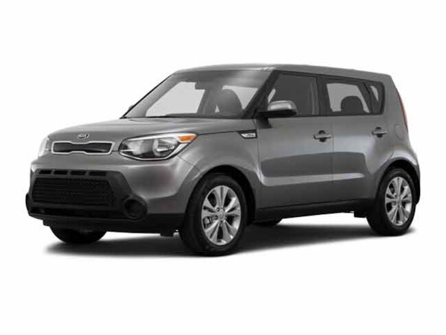 Used 2016 Kia Soul + FWD Hatchback For Sale in Nashua, NH