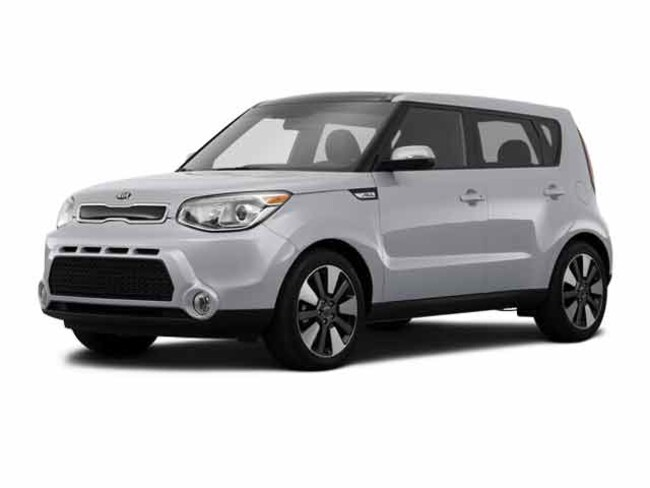 Used 2016 Kia Soul ! FWD Hatchback in Springfield, MO