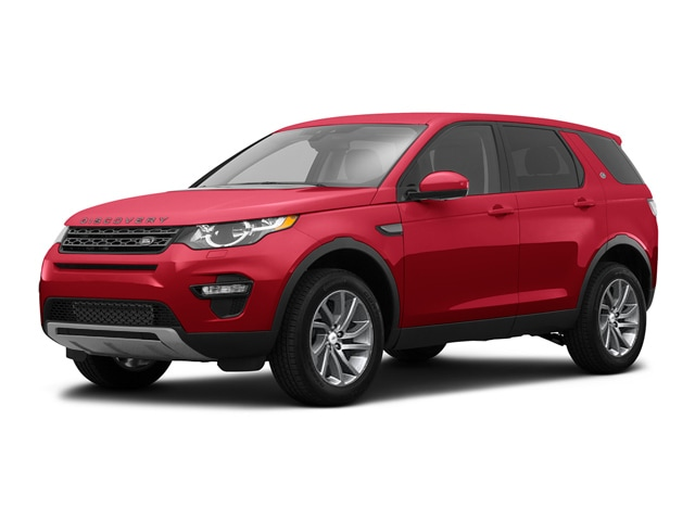 Used 2016 Land Rover Discovery Sport For Sale At Jaguar Land Rover